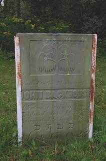 Grave Marker Three